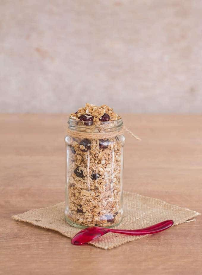 Slow Cooker Granola Recipe | Recipes From A Pantry