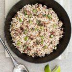 Sausage Okra Fried Rice – Sierra Leone Flavours {GF}