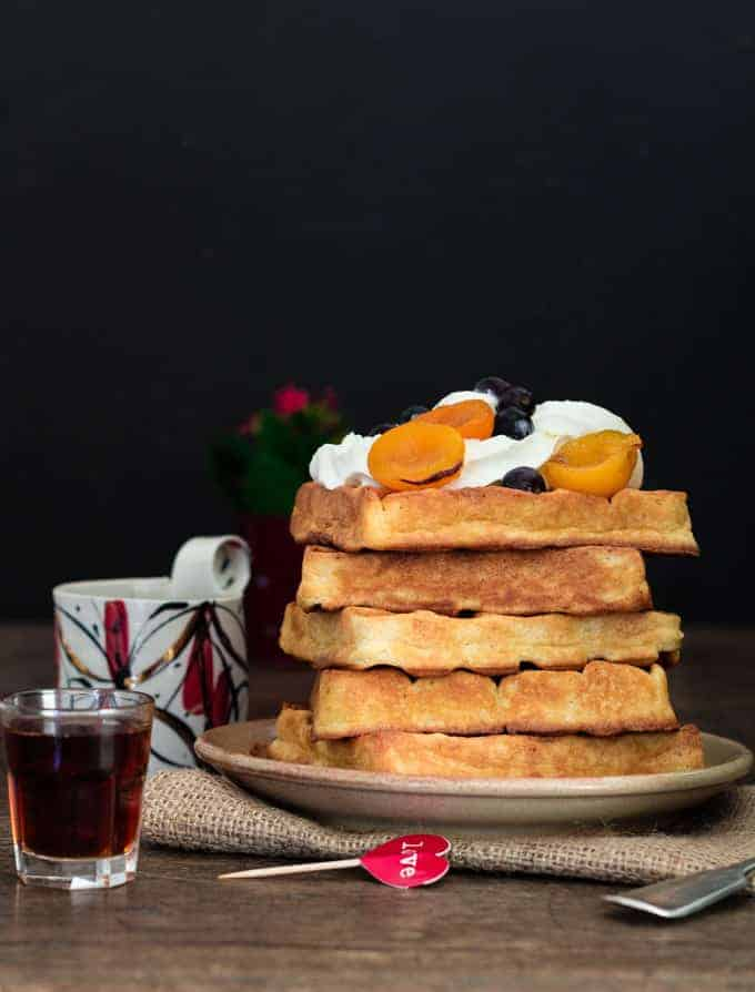 Maple-Roasted-Apricots-Recipe | Recipes From A Pantry