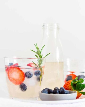 Fruity Lime and Ginger Beer Mocktail-37 | Recipes From A Pantry