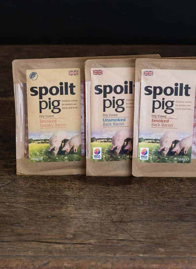 Spoilt pig bacon review - Recipes From A Pantry