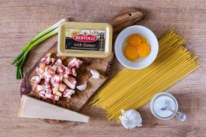 Coconut spaghetti Carbonara-113 | Recipes From A Pantry
