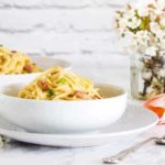 Coconuty Pancetta and Cheese spaghetti Carbonara-63 | Recipes From A Pantry