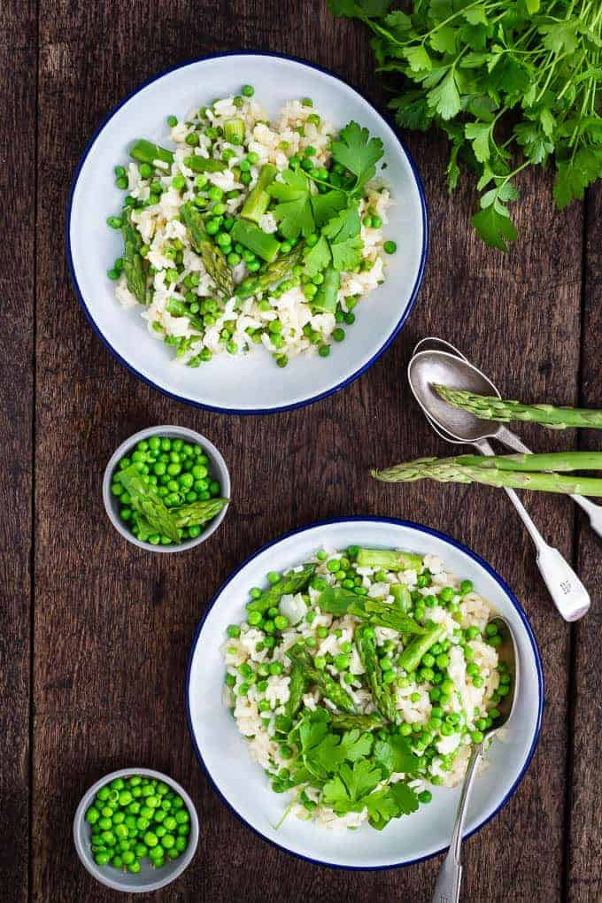 How to make Asparagus Risotto_-2-2 | Recipes From A Pantry