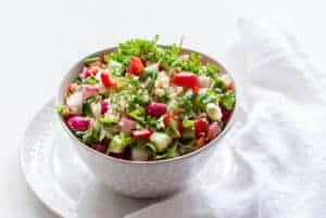 Herbed Quinoa Salad-35 | Recipes From A Pantry