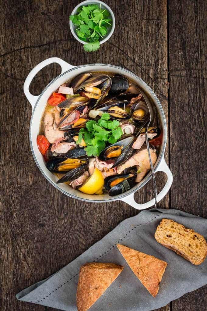 cornish fish stew recipe-9   Recipes From A Pantry