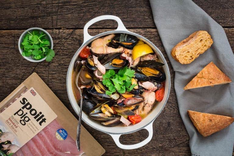 cornish fish stew spoilt pig-12   Recipes From A Pantry