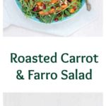 Carrot and Farro salad recipe | Recipes From A Pantry