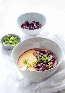Cheesy Polenta and balsamic roasted beetroot-11 | Recipes From A Pantry