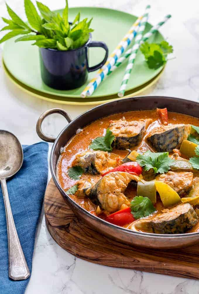 ... 2016 Olympics games with this Brazilian fish stew aka Moqueca Baiana