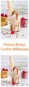 peanut butter cookie milkshake-2 | Recipes From A Pantry
