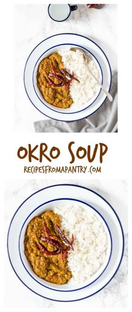 This African okro soup is very easy to make and beyond delicious #glutenfree #okrosoup #okrasoup #okrostew #okro #africanrecipe #sierraleonerecipe #nigerianrecipe #africanfood #howtomakeokra #howtocookokra