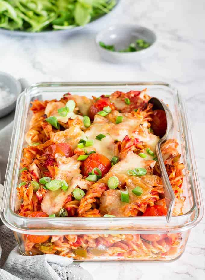 Tuna Pasta Bake | Recipes From A Pantry