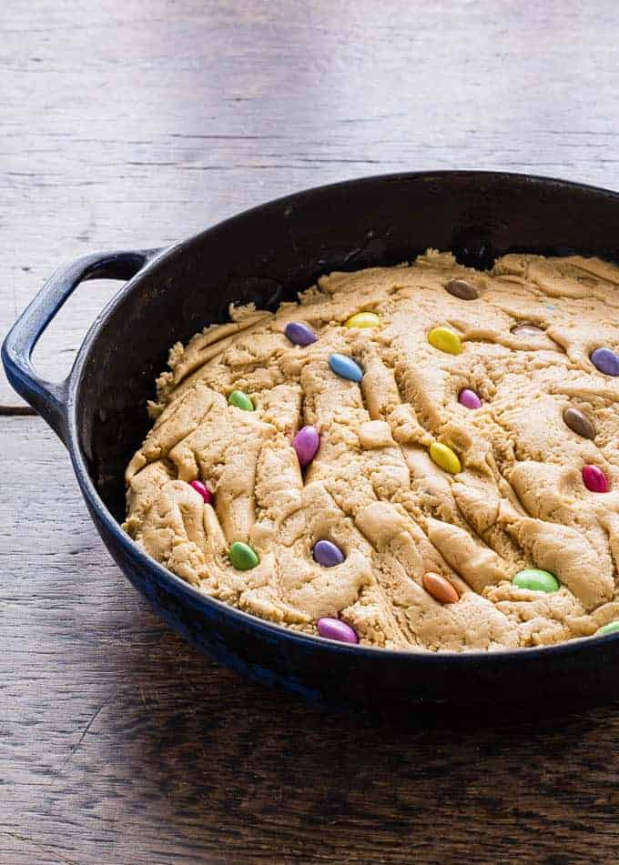peanut butter skillet cookie -25 | Recipes From A Pantry