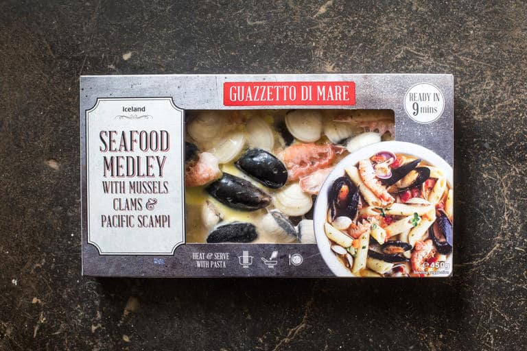 Iceland Supermarket Frozen Fish Review | Recipes From A Pantry