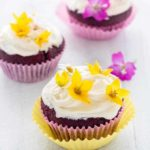 Cardamom Beetroot Chocolate Cupcakes
