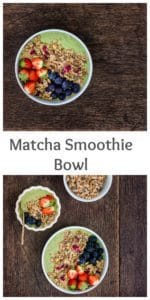 Green Tea Matcha Smoothie Bowl-63 | Recipes From A Pantry