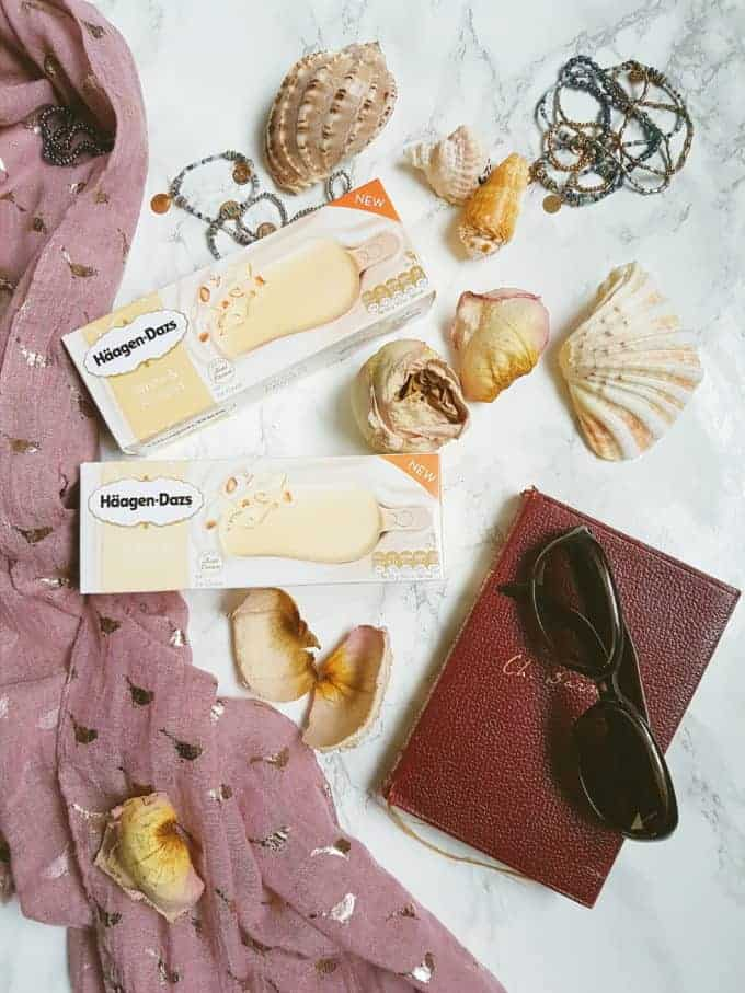 Haagen-Dazs Ice Cream Bars Review - Recipes From A Pantry