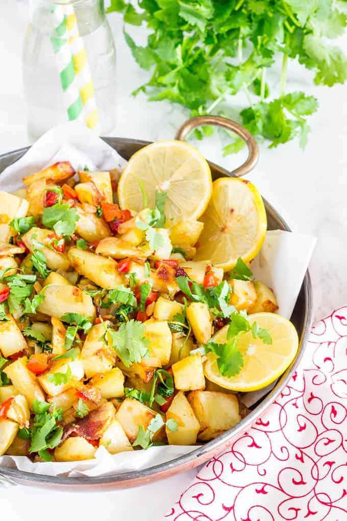 spicy-roast-potatoes-batata-harra-11 - Recipes From A Pantry