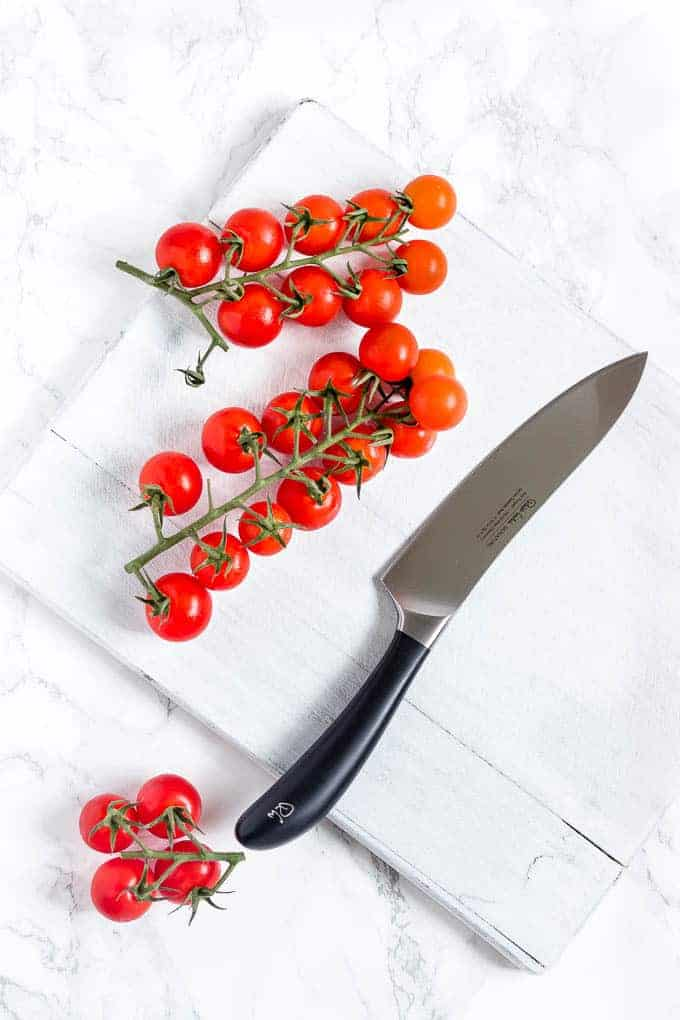 Robert Welch Knives review | Recipes From A Pantry