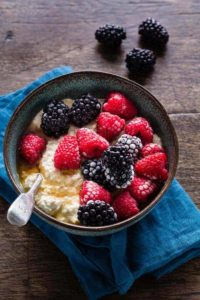 autumn-pear-bircher-muesli-bowls-44 | Recipes From A Pantry