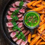 grilled-steak-with-chimichurri-recipe-13 | Recipes From A Pantry