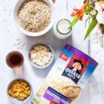 Introducing Gluten-free Oats From Quaker Oats