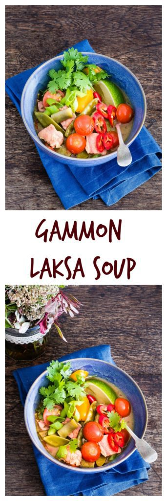gammon-laksa-collage | Recipes From A Pantry