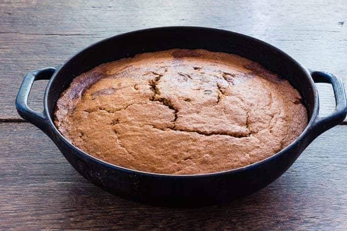 pumpkin-skillet-cookie-16 | Recipes From A Pantry