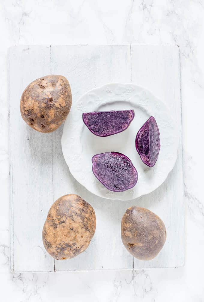 purple-majesty-potato-albert-bartlett- review | Recipes From A Pantry