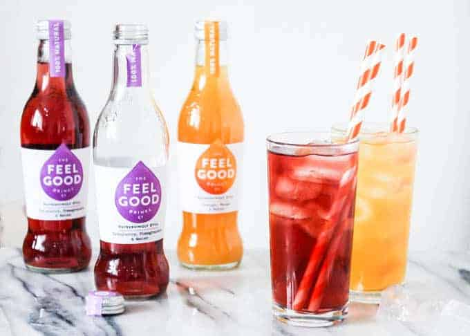 Feel Good Drinks Review | Recipes From A Pantry
