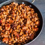 Star Anise And Gammon Baked Beans { GF, Recipe Video}