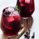 Hibiscus Moscow Mule {Sorrel Moscow Mule}