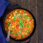 Tanzanian Inspired Mushroom Curry {Vegan}