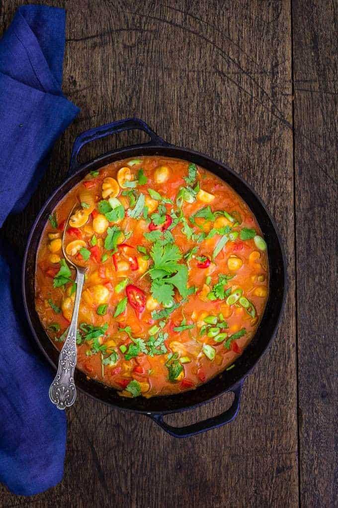 tanzanian-mushroom-curry-recipe-10 | | Recipes From A Pantry
