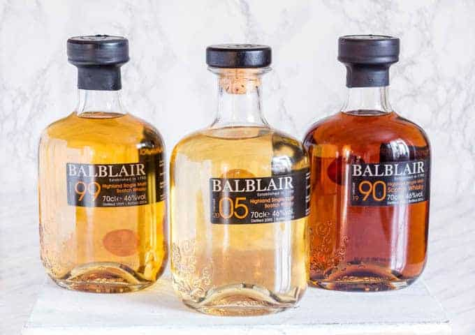 Balblair Whisky review | Recipes From A Pantry