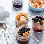 Easy Croissant And Fruit Breakfast Pots