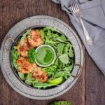 Apple and Salmon Fish Cakes {Gluten-free}