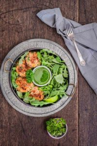 Apple and Salmon Fish Cakes {Gluten-free} | Recipes From A Pantry
