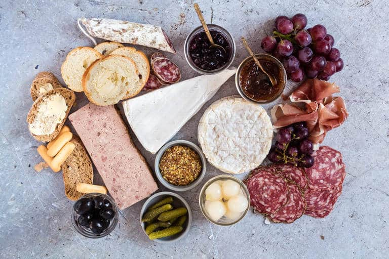 How to Create A French Charcuterie Platter | Recipes From A Pantry