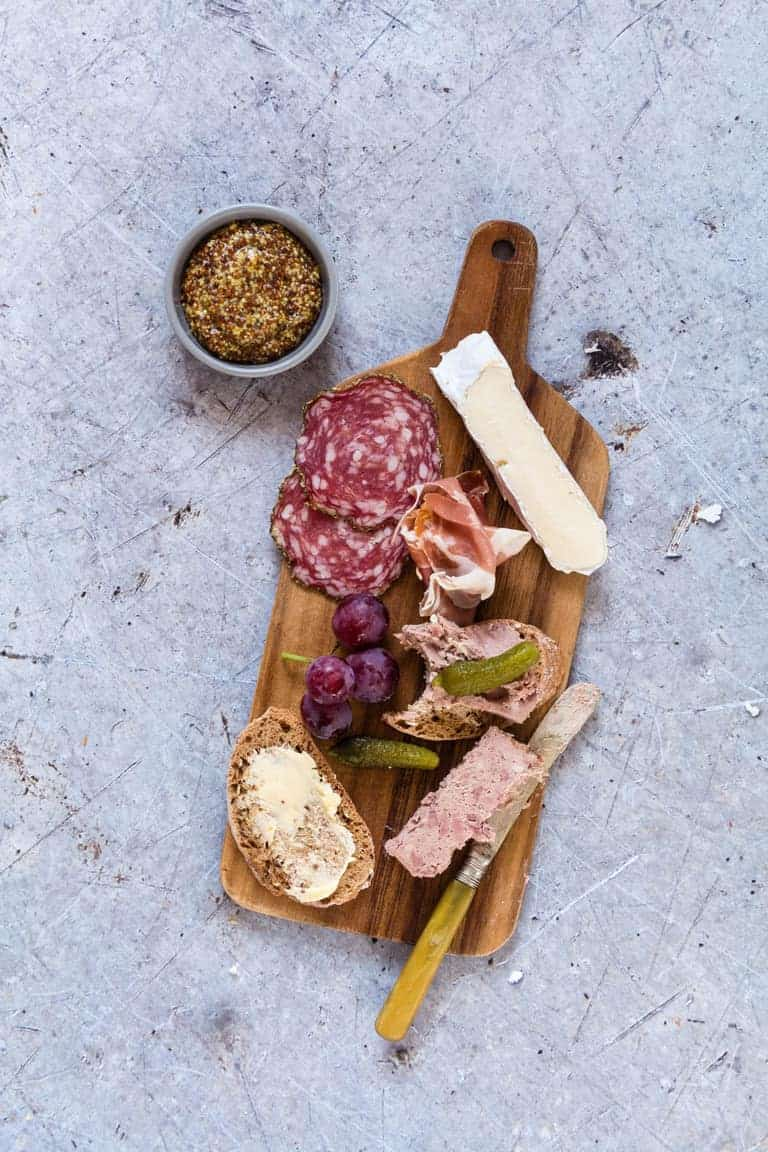 Sharing some tips on how to create a french charcuterie platter | Recipes From A Pantry