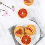 Vegan Olive Oil And Blood Orange Muffins