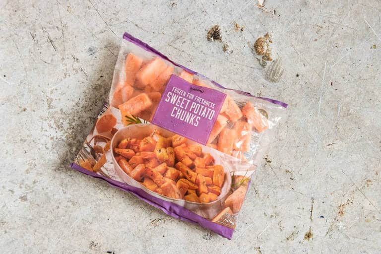 iceland foods sweet potato used in soup