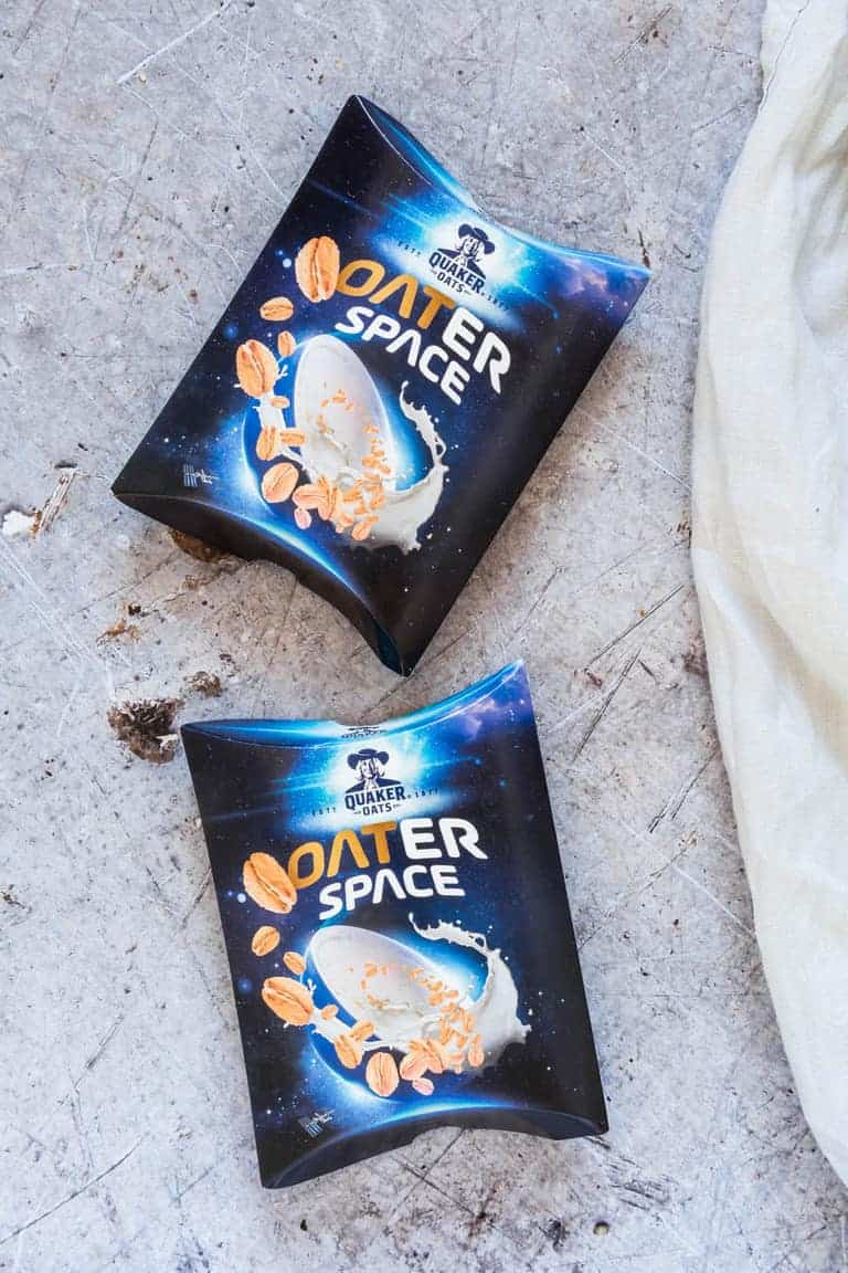 quaker oats space oats review - Recipes From A Pantry
