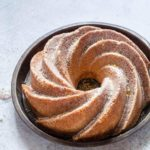 Lemon Lavender Bundt Cake