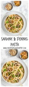 Sicilian Sardine and Fennel Pasta | Recipes From A Pantry