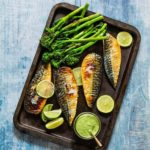 Grilled Mackerel Fillets With Green Goddess Dressing (Gluten-free)