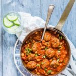 Weight Watchers Chilli Con Carne Meatballs (Gluten-free)