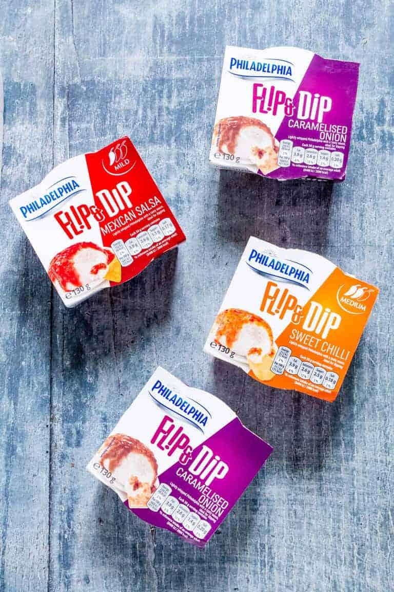 Philadelphia flip and dip review - recipesfromapantry.com