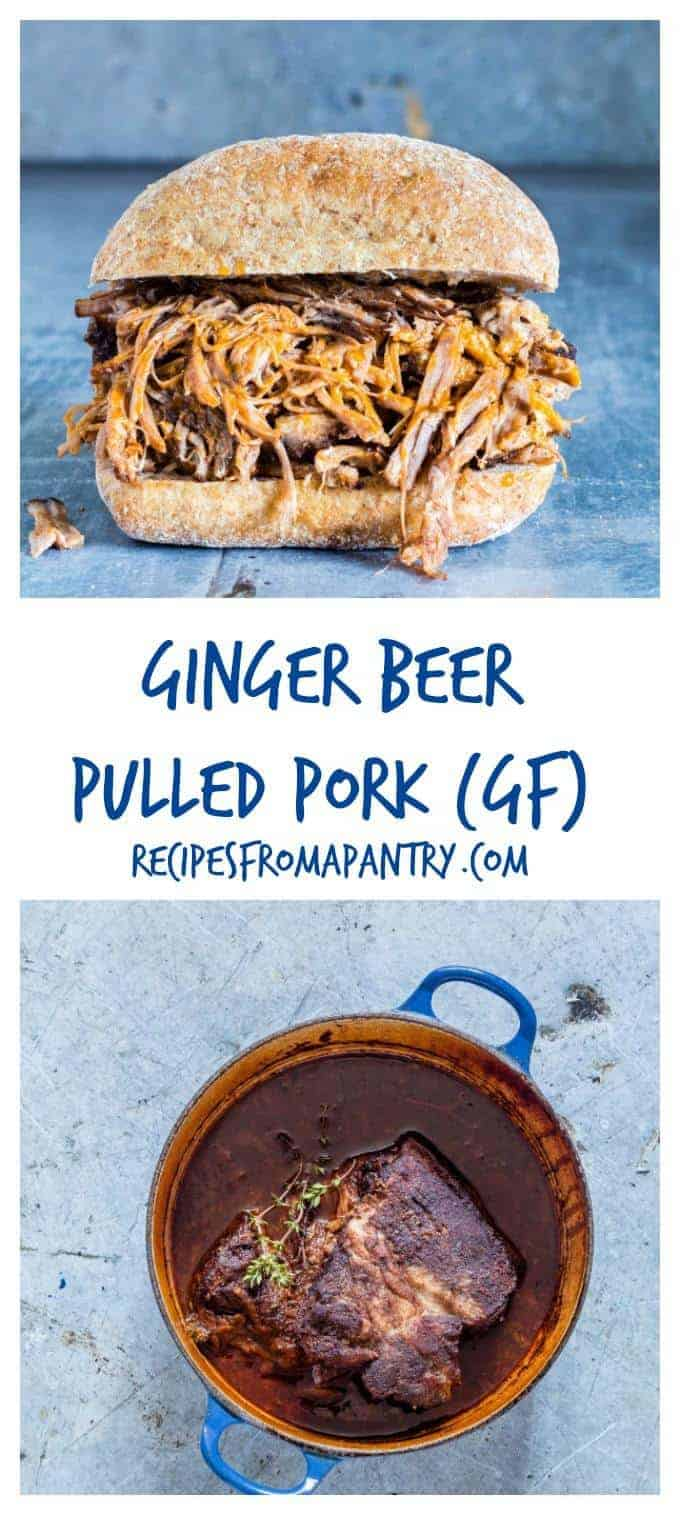 A simple ginger beer pulled pork recipe that will truly wow your guests. One African recipe you must try. recipesfromapantry.com